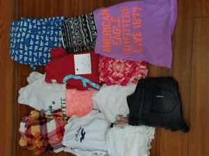 Selling a bunch of girls youth clothing lots