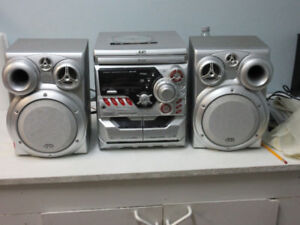compact music system