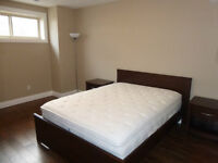 Brand new furnished basement suite