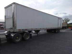 Remorque 48' trailer