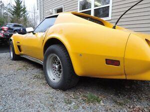 1976 Corvette Stringray