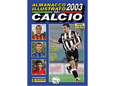 Panini ALMANACCO ILLUSTRATO DEL CALCIO 2003