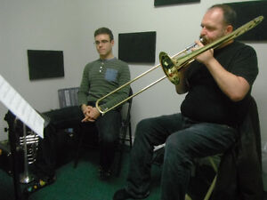 Trumpet & Other Brass Lessons London Ontario image 2