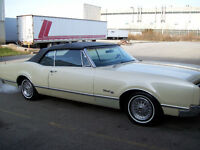 1967 OLDS DEMONT CONVERTIABLE 425  COLD AC