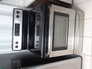 Frigidaire stainless steel range oven stove
