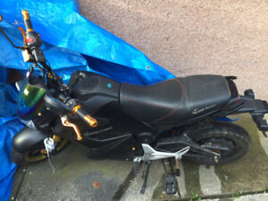 Selling Motorino Electric MotorCycle at cheapest price of $1,400