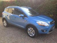 FORD KUGA TITANIUM TDCI 2WD 09 59 ONLY 22000 MILES