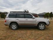 2003 Toyota Landcruiser 100 series  SAHARA Taylors Hill Melton Area Preview