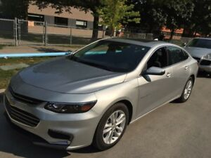 2016 Chevrolet Malibu LT..4years manufacturing warranty..1owner