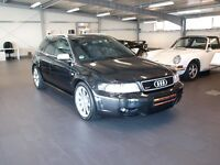 Audi RS4 Avant **Audi-Exclusive/orig. 6.420 km**