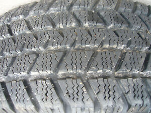 Snow tires on steel rims $400 London Ontario image 4