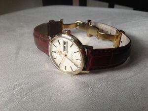 Vintage Omega seamaster deville men's watch