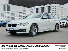 BMW Serie 3 318d touring xdrive business advantage