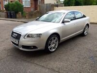 Audi A6 2.0 tdi S-line auto 7speed Paddel shift 2007