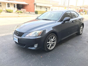 2006 Lexus IS Is250 Sedan