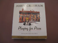Playing for Pizza - Audio Book