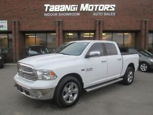 2014 Ram 1500 SLT | BIG HORN | 4X4 | HEMI | CREW | BIG SCREEN |