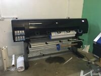 HP Designjet z6100 large format 60 inch printer