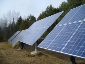 SOLAR NET METERING - NOW $19, 995 Ground Mount