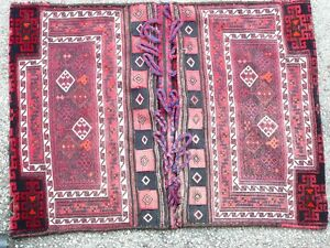 Antique Turkish Persian Middle East Tribal Oriental Rug London Ontario image 1