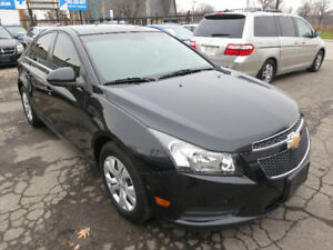 2012 Chevrolet Cruze LT Turbo - Extremely Clean