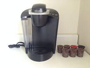 Keurig Coffee Maker, Refillable Pods - Cafétière Keurig, Capsule