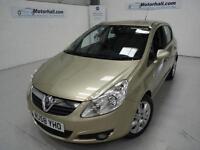 Vauxhall Corsa DESIGN 16V + JUST SERVICED + 2 KEYS