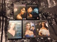 Ghost whisperer DVD collection