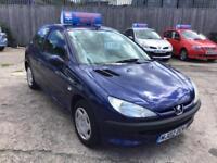Peugeot 206 1.1 2002MY Look