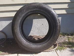 1 Toyo winter tire like new 245/60/R18