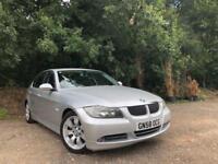 2008 58 BMW 3 SERIES 3.0 330D AUTHORITIES 4D 228 BHP DIESEL