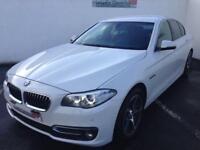 2014 64 BMW 5 SERIES 2.0 520D LUXURY 188 BHP AUTO/STEP - BEST COMBO PX/FINANCE