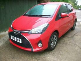 2015 Toyota Yaris 1.4 D-4D Icon 5dr LOW MILEAGE SAT NAV REVERSE CAMERA HATCHBAC