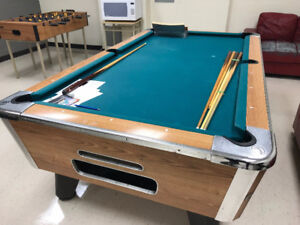 Valley Pool table - pick up only