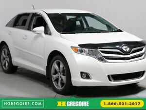 2015 Toyota Venza LE AWD V6 A/C BLUETOOTH CAMERA RECUL MAGS