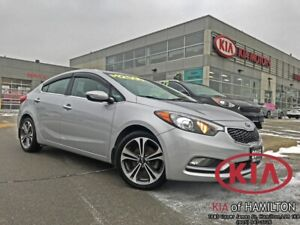 2015 Kia Forte EX AT | One Owner | No Accidents | Sunroof