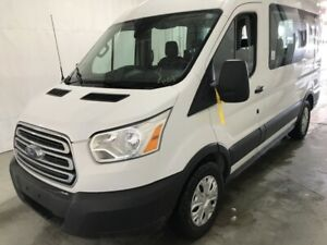 """2017 Ford Transit Connect Wagon T-150 130"""" Med Roof Sliding RH D"""
