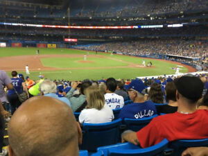 URGENT: 2 Tickets to Saturday's Blue Jays game vs. Cleveland