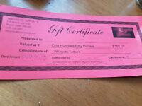 inkognito tattoos gift certificate
