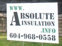 ABSOLUTE INSULATION INC.