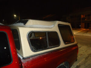 cabine de boite de pick-up