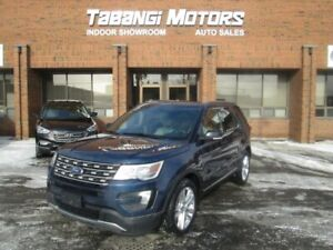 2016 Ford Explorer NAVIGATION | LEATHER | SUNROOF | 4X4 | REAR C