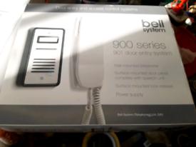 Door bell system