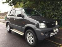 2003 03 Daihatsu Terios 1.3 EL 9 SERVICES TIDY LITTLE CAR