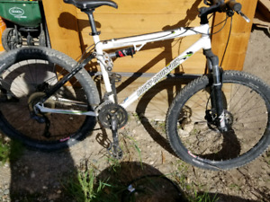 Rocky Mountain Element full suspension mountain bike