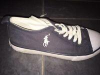 Ralph Lauren shoes size 4