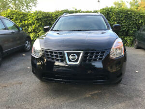Nissan rogue 2008 AwD,4cyls,full equipe77000km