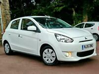2015 Mitsubishi Mirage 1.0 5dr , 1 Owner, £0 Tax, Just serviced HATCHBACK Petro