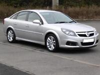 Vauxhall Vectra 1.8i, Exclusive, Silver, 85 000 Miles, Long Mot, Just Serviced