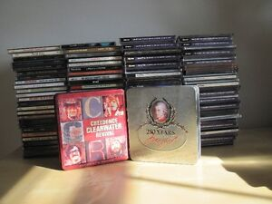 Various Music CD's and Various Artists
